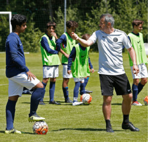 Paris Saint-Germain Academy Houston